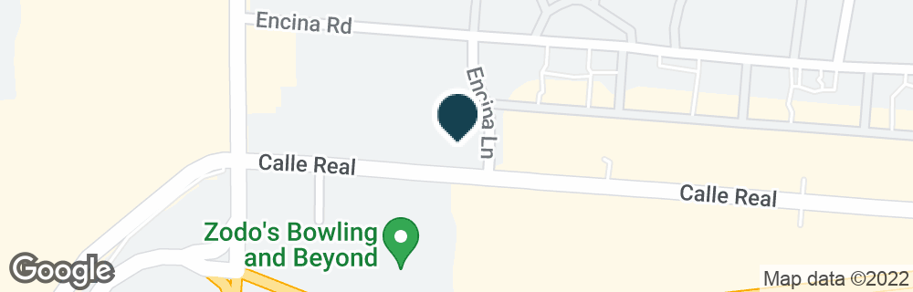 Google Map of5900 CALLE REAL