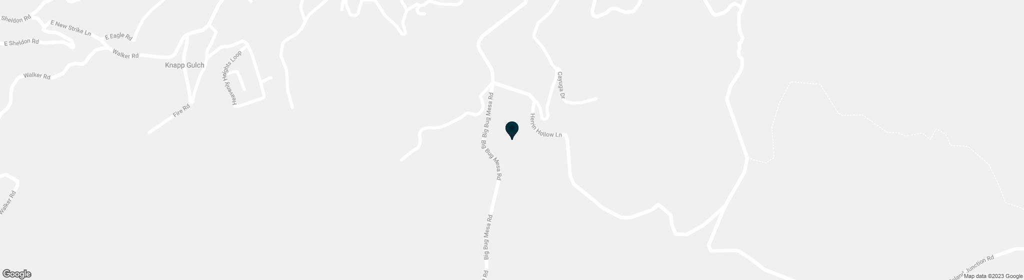 4925 E Herrin Hollow Lane Prescott AZ 86303