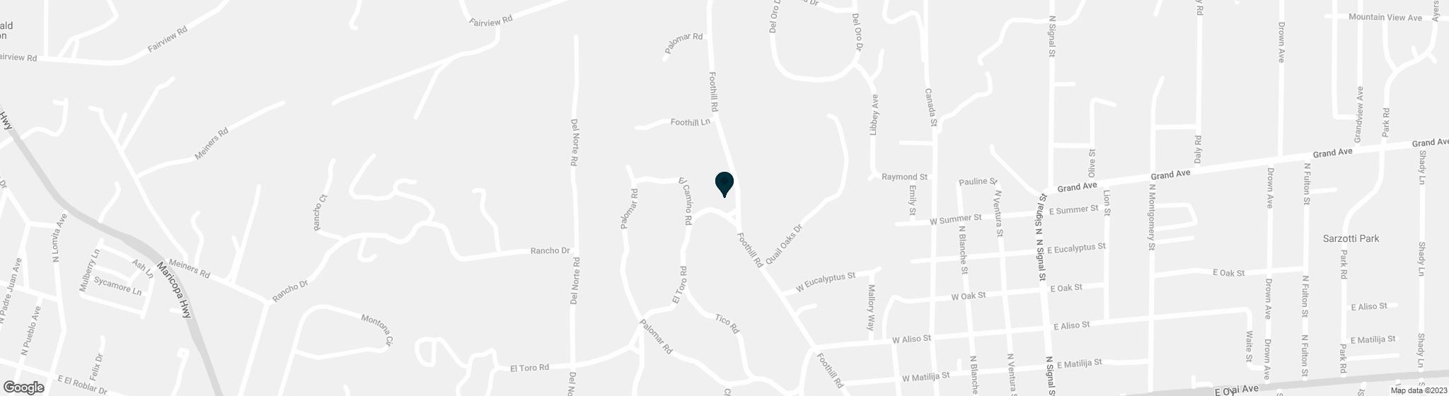 701 Foothill Road Ojai CA 93023