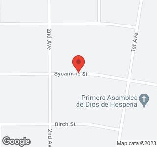 16774 Sycamore Street