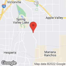 Apple Valley Christian Center on the map
