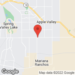 Apple Valley Glass on the map