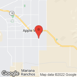 Apple Valley Baptist Church on the map