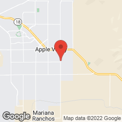Apple Valley Church of the Nazarene on the map