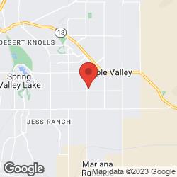 Apple Valley Roadside Assstnc on the map