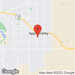 Assembly of God Apple Valley on the map