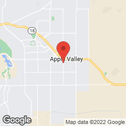 Apple Valley Community Center on the map