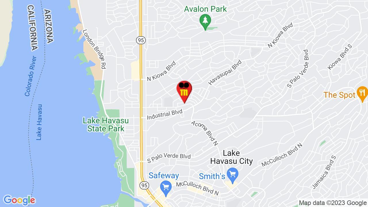 Google Map of Lake Havasu Pest Control