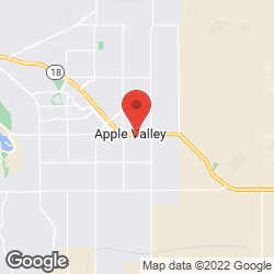 Apple Valley Carpet and Tile on the map