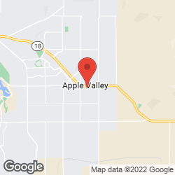 Calvary Chapel of Apple Valley on the map