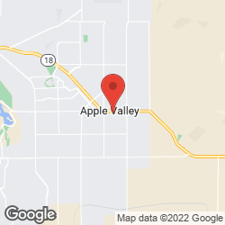 Apple Valley Beauty Haven on the map