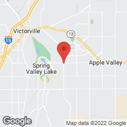 Anytime Fitness Apple Valley on the map