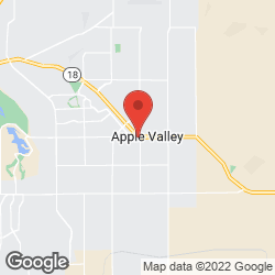 Apple Valley Cleaners on the map