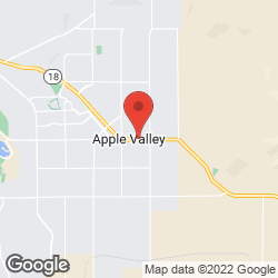 Casa Colina Apple Valley on the map