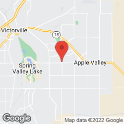 Apple Valley Garage Doors on the map