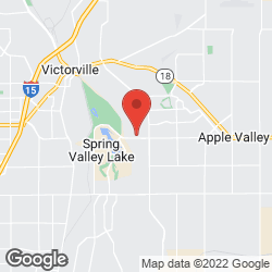 Apple Valley Appliance Service on the map