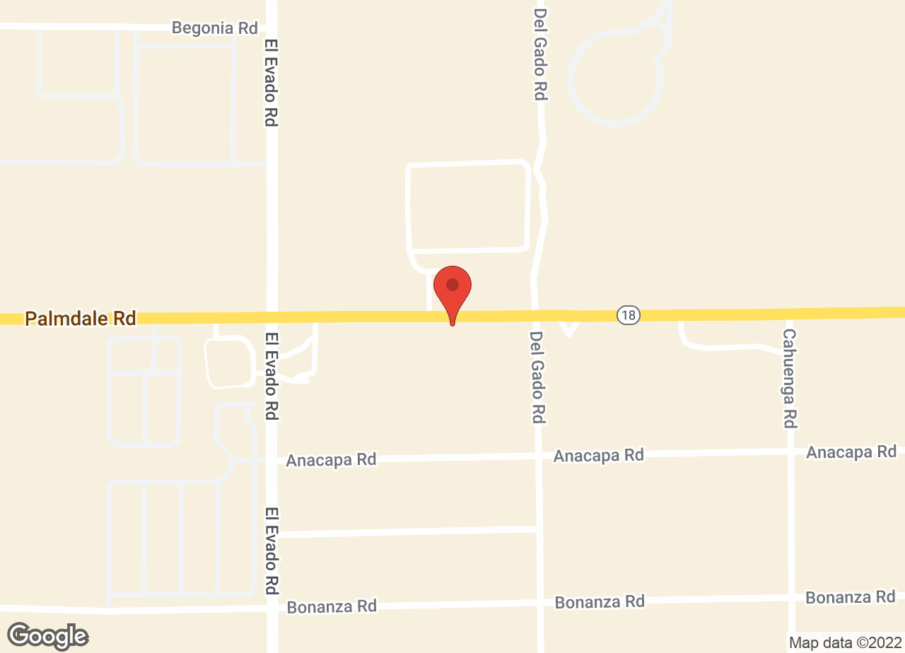 Google Map of VCA Mesa Animal Hospital
