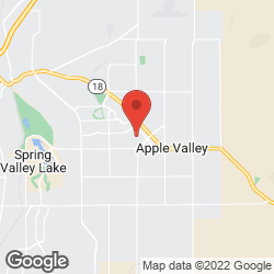 Apple Valley Valero M.A on the map