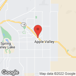 Apple Valley Motel on the map