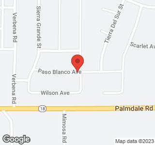 10980 Paso Blanco Avenue