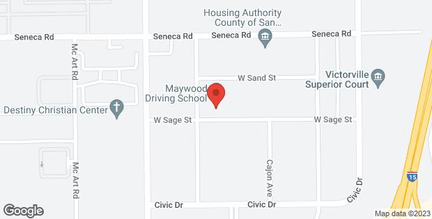 15402 W Sage Street #103 Victorville CA 92392