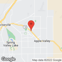 Apple Valley Town Clerk on the map