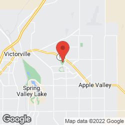 Apple Valley Country Club on the map
