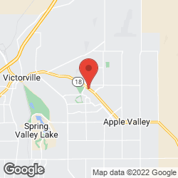 Apple Valley Nails on the map