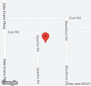 15615 Apache Road