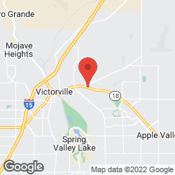 Chiropractic Care of Victor Valley on the map