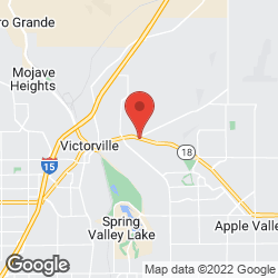 Apple Valley Fireside on the map