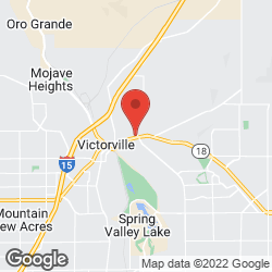 Apple Valley Fitness Center on the map