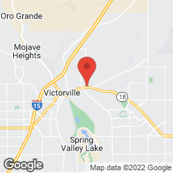 Apple Valley Surgery Experts on the map