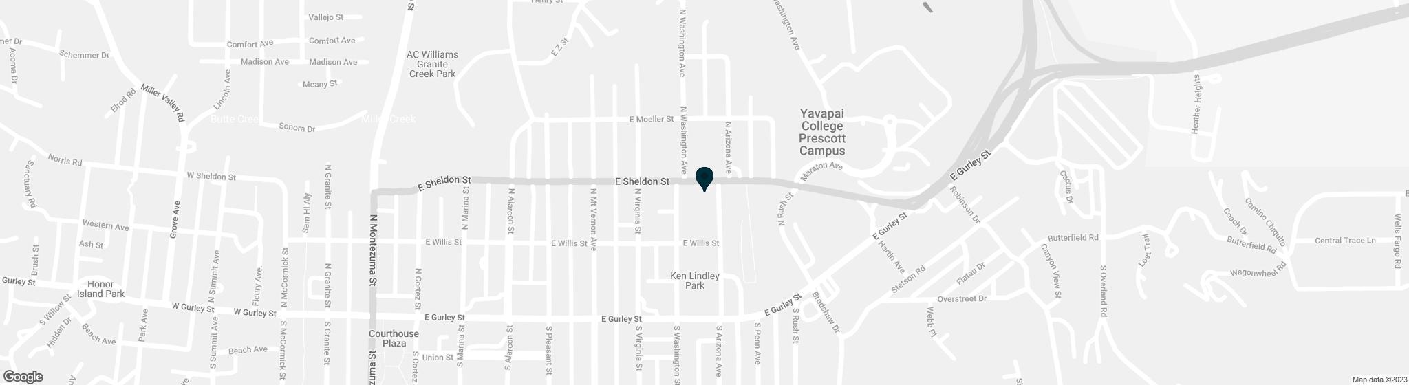 721 E SHELDON Street - Prescott AZ 86301