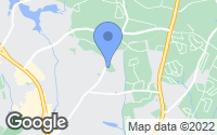 Map of Anderson, SC