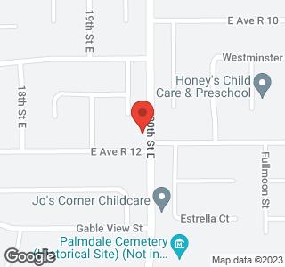 81st St E & Webber Ranch Rd