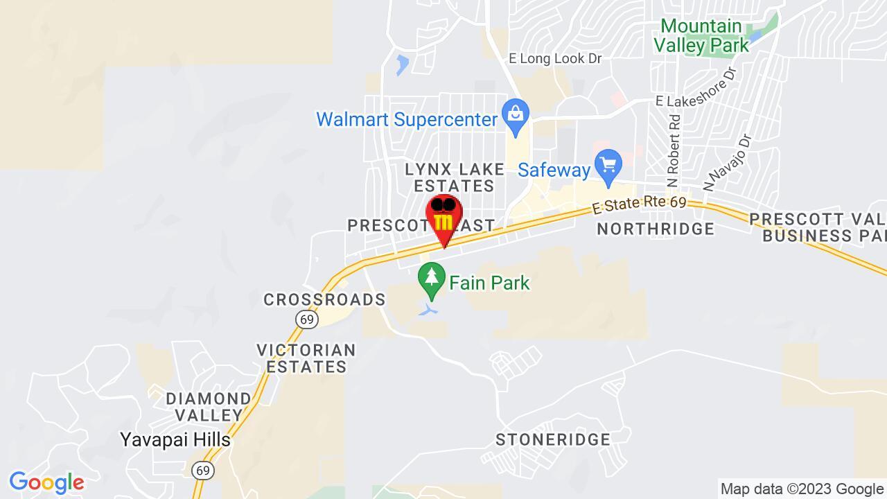 Google Map of Prescott Pest Control