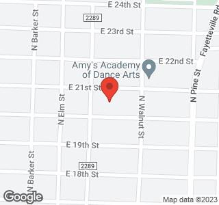 201 E. 20th Street