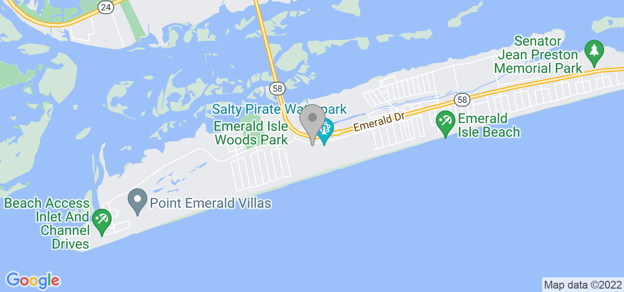 1207 Queens Ct, Emerald Isle, NC 28594, USA