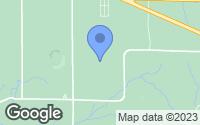 Map of Leighton, AL