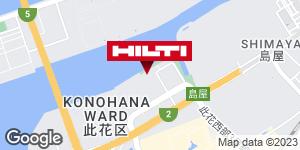 Get directions to 佐川急便株式会社 此花店
