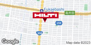 Get directions to 佐川急便株式会社 深江店