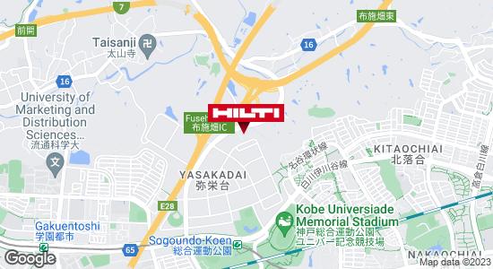 Get directions to 佐川急便株式会社 須磨店