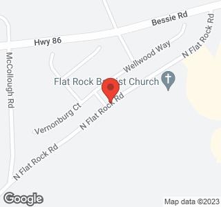 685 N Flat Rock Road