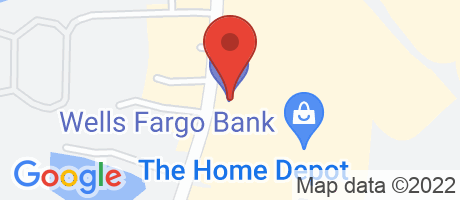 Branch Location Map - Wells Fargo Bank, Simpsonville Branch, 667 Fairview Road, Simpsonville SC