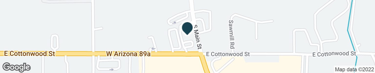 Google Map of550 S MAIN ST