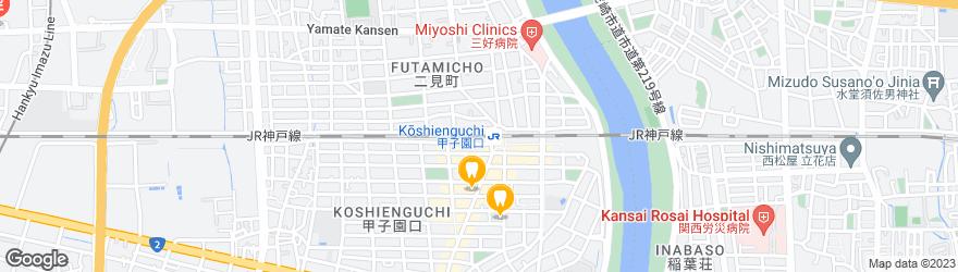 周辺の予約できる医院