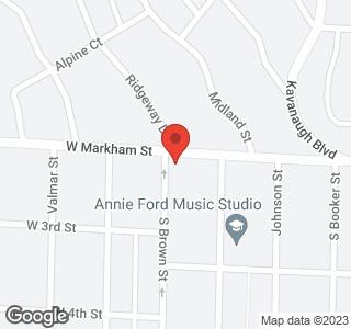 3221 W Markham St