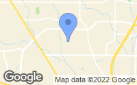 Map of Huntsville, AL