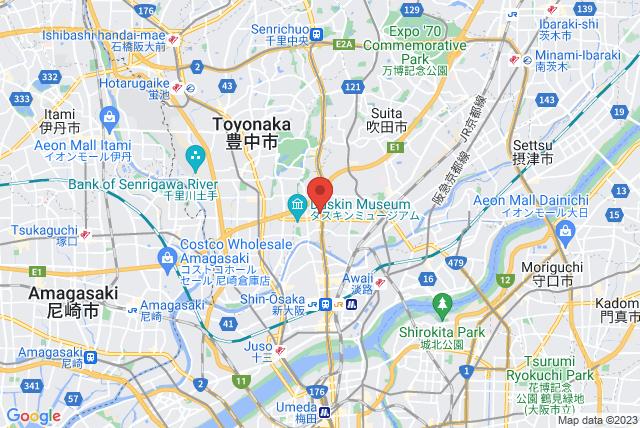 Yogan Esaka Map